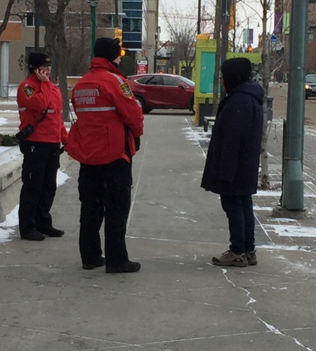 suspicious persons and loitering, community support program, CSP, Saskatoon