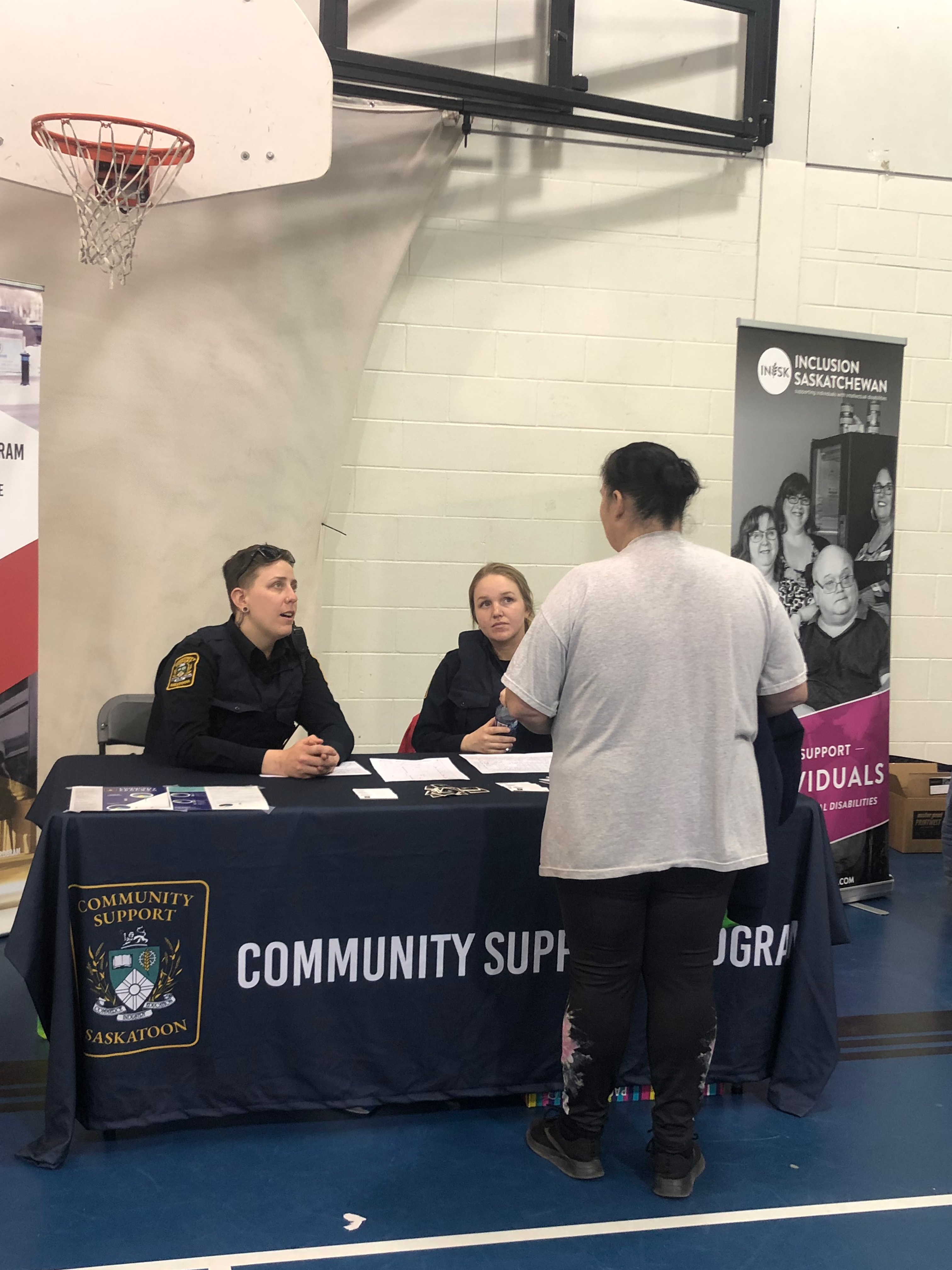 community support program, CSP, Saskatoon